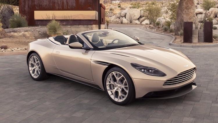 Aston Martin Db11 Volante Europe Prestige Car Rent
