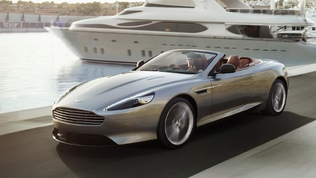 Aston Martin Db9 Volante Europe Prestige Car Rent