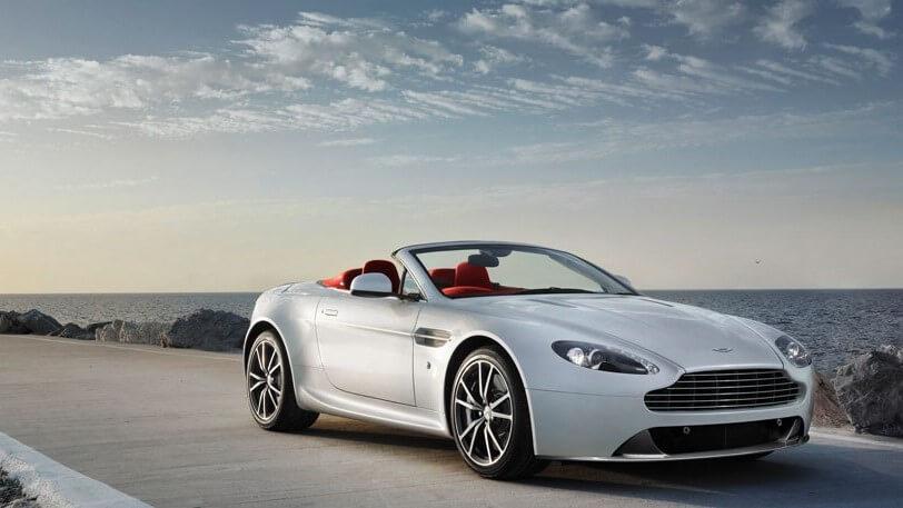 Aston Martin Vantage Roadster Europe Prestige Car Rent